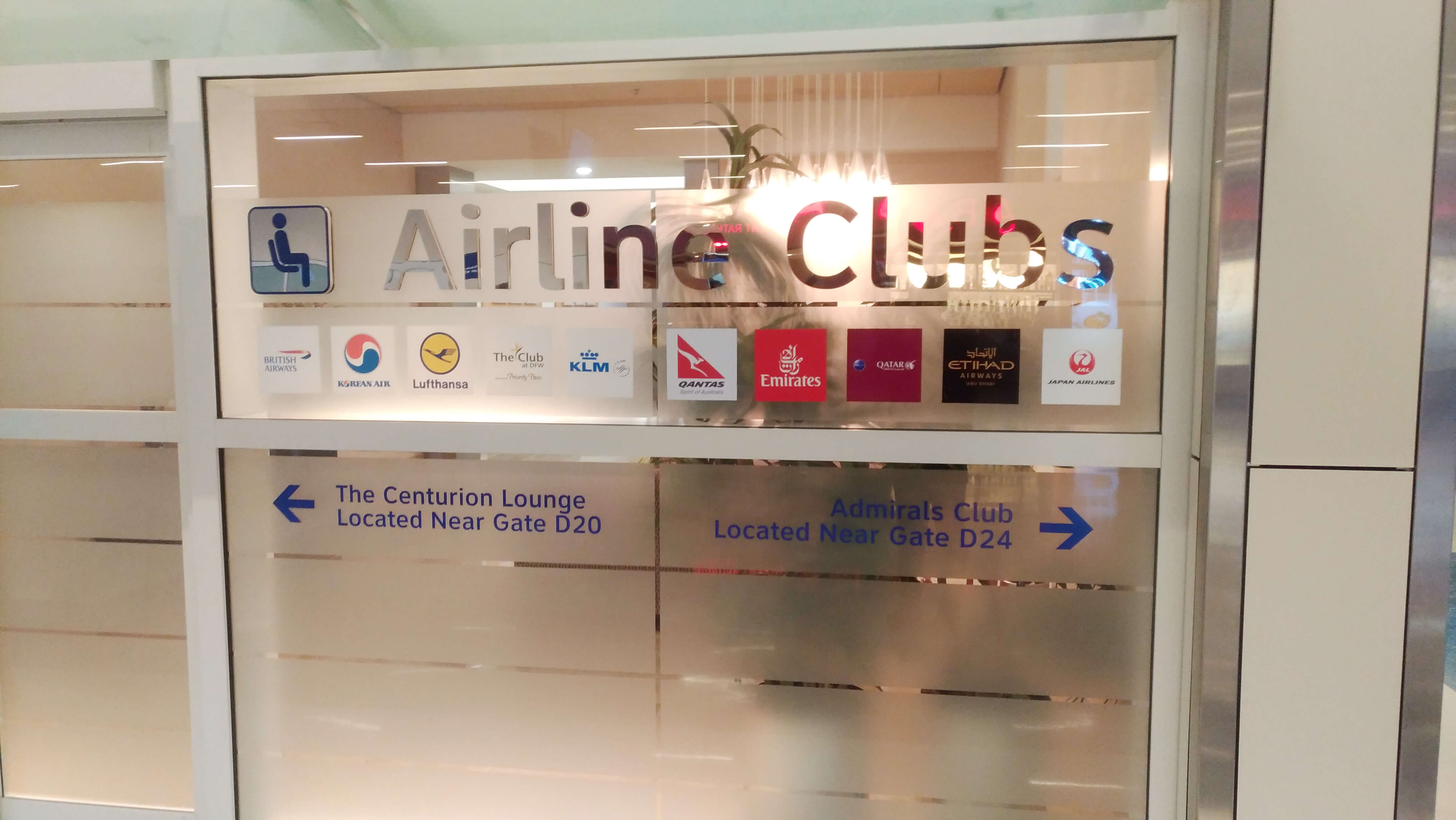airline clubs